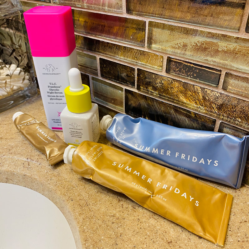 review of summer fridays and drunk elephant, at home spa blog by will samayoa