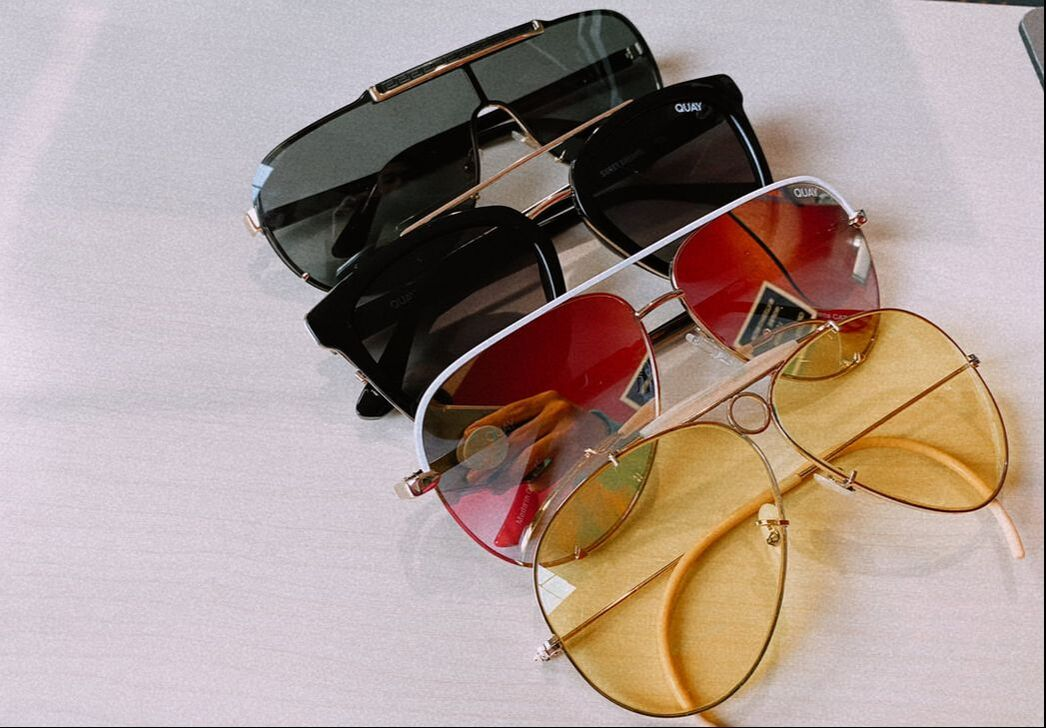 Picture of 4 sunglasses for a fall fashion 2020 closet by los angeles lifestyle blogger william samayoa
